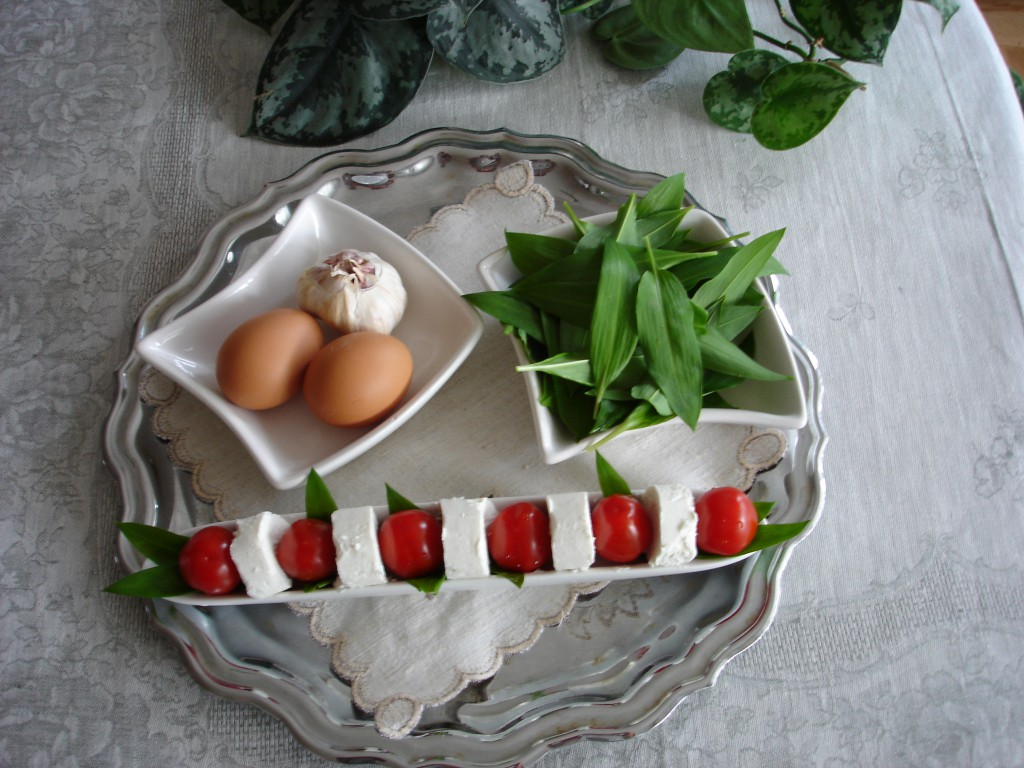 Omelett mit Bärlauch-06